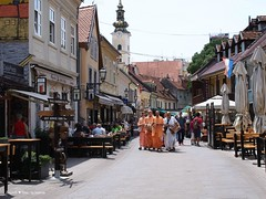 Tkalciceva street mood
