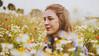 Herzenstage (carla_hauptmann) Tags: sony a99 35mm f18 outside drausen nordheim sommerach feld field flowers blumen girl dress whitedress allblack love glücklich happy