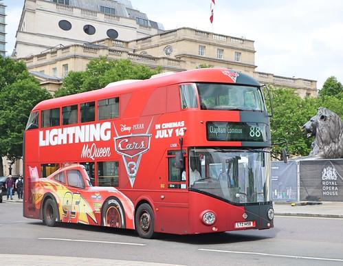 Go Ahead London General - LT458 - LTZ1458 - Cars3