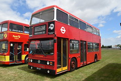 WYV 6T (markkirk85) Tags: basildon bus rally buses leyland titan park royal london transport new 111978 t6 wyv 6t wyv6t