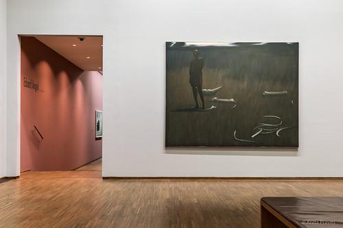 Eduard Angeli: Der Abend / Evening, 1976