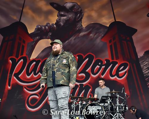 Rag'n' Bone Man Glastonbury 2017