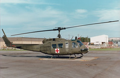 UH-1H 68-16086 AL ARNG (spbullimore) Tags: huey uh1 6816086 alarng us army usa montgomery dannelly field alabama 1989