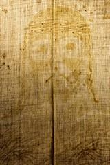 Replica Sabana Santa de Turin, Museo Diocesano de Cuenca (Carlos SGP) Tags: museodiocesanodecuenca cuenca castillalamancha sabana sabanasanta 1642 tela jesus turin