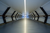 Battlestar Galactica (Bernhard Sitzwohl) Tags: canarywharf adamsplace onecanadasquare isleofdogs london uk gb bridge architecture