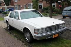 1976 Cadillac Seville (Davydutchy) Tags: otto stnicolaasga stnyk fryslân friesland frisia frise oldtimerdag oldtimer classiccar classic car klassiker klassiek auto automobiel automobile annual show bil veterán vehicle pkw cadillac seville june 2017