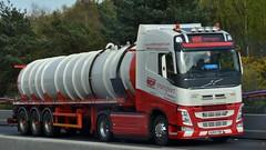 GB - MDF Transport Volvo FH GL04 (BonsaiTruck) Tags: mdf volvo lkw lastwagen lastzug truck trucks lorry lorries camion