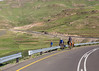 On the way to Semonkong (Hans van der Boom) Tags: holiday vacation southafrica zuidafrika sawadee maseru lesotho mountain road people horse lso
