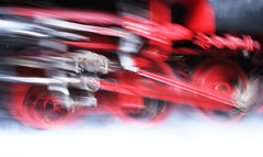 SPEED (dayvmac) Tags: harzquerbahn harzmountain steam steamlocomotive locomotive speed motion blur abstract