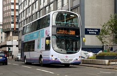32566 SF54OTH First Glasgow (busmanscotland) Tags: 32566 sf54oth first glasgow oth sf54 volvo b7tl wright eclipse gemini