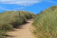 IMG_0692 (jaybluejeans94) Tags: wales beach sun summer landscape amateur sand sea nature uk prestatyn gronant sky