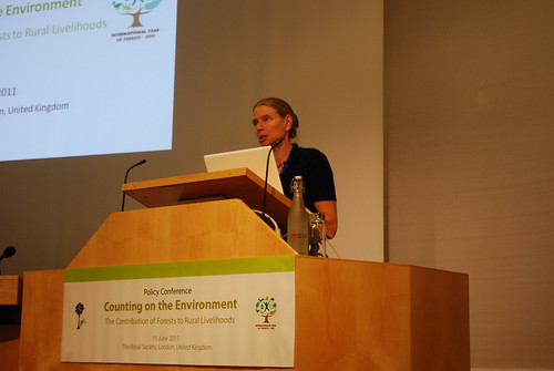 CIFOR's Poverty and Environment Network project (PEN) Conference 2011