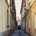 Alley, in Győr (HU)