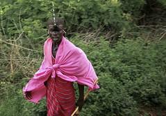 IMGP1893a (petercan2008) Tags: joven masai vestido ceremonia kenia africa