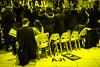 14-005-_FUJ3693 (patrickbatard) Tags: politique présidentielle élection 2017 meeting peuple expression doute incrédule incrédulité ennui jaune noiretblanc