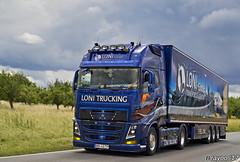 Loni Transport (D) (Brayoo) Tags: volvo euro6 modification lkw lorry fri show