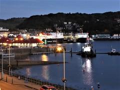 Argyll & Bute - Oban Harbour (bellrockman2011) Tags: strathclyde lochlomond argyllbute luss oban ferries calmac