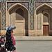 Modari Khan medressa, Bukhara