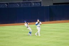 Opps ! (shinnygogo) Tags: baseball dodgers petcopark sandiegopadres error boneheads
