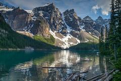 Moraine Lake, Canada (filip.molcan) Tags: traveling canada rockies mountains lake