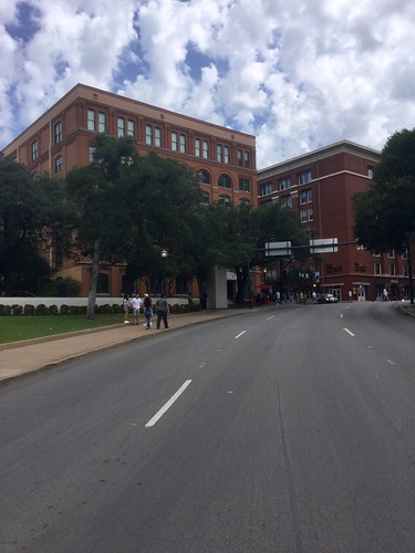 Texas School Book Depository assassination site, From FlickrPhotos