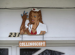 OH Oxford - Collinoscopy (scottamus) Tags: oxford ohio butlercounty miamiuniversity student house sign campus college collinoscopy