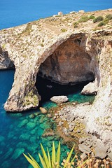 blue grotto (places to see, places to be) Tags: malta valletta travel gozo blue lagoon grotto explore