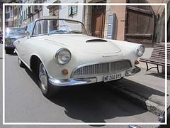 Auto-Union 1000 SP, 1961 (v8dub) Tags: autounion 1000 sp 1961 dkw union roadster cabrio cabriolet convertible rare scarce schweiz suisse switzerland german pkw voiture car wagen worldcars auto automobile automotive old oldtimer oldcar klassik classic collector