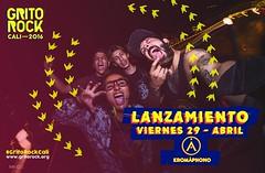 GR - Cali - 2016 / Lanzamiento (GritoRockCALI,col) Tags: lanzamiento musica rock concierto show recital festival colaborativo colaboaracion music concert culture cultura cali