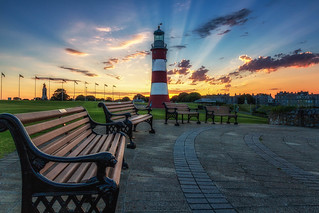 Plymouth Hoe Sunrise [In Explore 13/7/17]