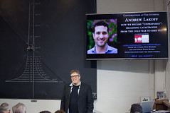 Andrew Lakoff at The Interval, May 02017 (Long Now) Tags: longnow conversationsattheinterval interval events 02017 chalkboard chalk otto andrewlakoff casbs anthropology stanforduniversity usc stanford publicpolicy historyofscience