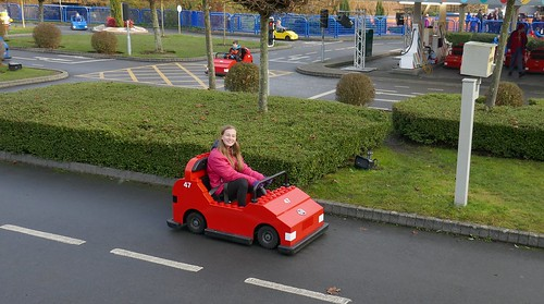Holly In The Red Car