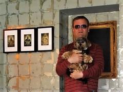 Martin Brookes and Flo Yorkie Poo Dog Mill Street Pub and Kitchen Oakham Rutland (@oakhamuk) Tags: martinbrookes flo yorkiepoo dog millstreetpubandkitchen oakham rutland