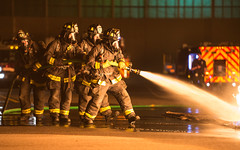 FIRE_ARFF_4 (Joint Base Myer-Henderson Hall) Tags: aircraftrescueandfirefighting arff training fireandemergencyservices davisonarmyairfield fortbelvoir fire