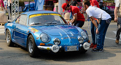 Alpine A110  (front 3) (an4cron) Tags: auto 2017 motor car a110 sport torino parcodelvalentino salone alpine show
