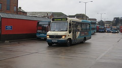 1110 X653 WTN (jonathan holmes Fleets) Tags: arriva southern counties mercedes benz o814 alexander alx100