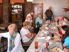 DHS Class of '61 56th reunion dinner (gttexas) Tags: 2017 barkley butch carol harry majesticsteakhouse mannon melba mrsbrewer owens patsy reed tn tennessee tommy trenton finch gilmore ernest carolyn dunagan copeland cochran