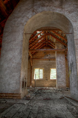 VS_2844 (superhotze) Tags: vogelsang rotten ruin abandoned kaserne lostplace verlassen dachstuhl forgotten ruine