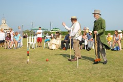 FUNK9287 (Graham Ó Síodhacháin) Tags: broadstairsdickensfestival 2017 croquet victorian dickensian charlesdickens