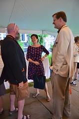 Friends At The '92 Class Dinner (Joe Shlabotnik) Tags: princeton princetonreunions june2017 2017 tome reunions2017 reunions jimc afsdxvrzoomnikkor18105mmf3556ged