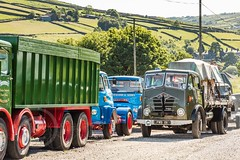 Last Motormans Run June 2017 024 (Mark Schofield @ JB Schofield) Tags: road transport haulage freight truck wagon lorry commercial vehicle hgv lgv haulier contractor foden albion aec atkinson borderer a62 motormans cafe standedge guy seddon tipper classic vintage scammell eightwheeler
