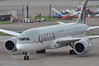 Taxi-in: 'QR69L' (QR0027) DOH-MAN (A380spotter) Tags: arrival taxiin boeing 787 8 800 dreamliner™ dreamliner a7bcw qatar القطرية qatarairways qtr qr qr69l qr0027 dohman multistoreycarpark mscp terminal2 two gate2 stand202 manchesterinternational ringway manchesterairportsgroup mag egcc man