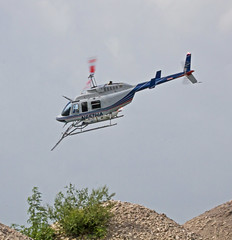 N657HA (Steed Images) Tags: bell 206 ag aviation florida helicopter