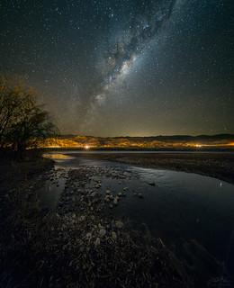 Una noche en el Río de los Patos