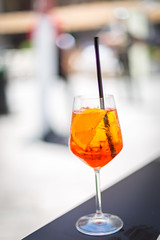 Classics of Italy (Cédric Fumière) Tags: alcool apero drink orange thirsty palermo sicilia italy it