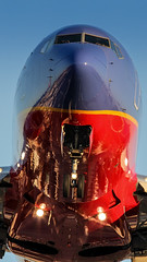 Southwest 737 Phone Wallpaper (gc232) Tags: phone wallpaper 1080p canon 400mm f56 l usm ksan san diego land landing airplane spotting aviation