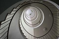 ... (UnprobableView) Tags: escada escaleras staircase treppe munich munchen unprobableview man
