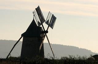 Le moulin de st Pierre de la Fage