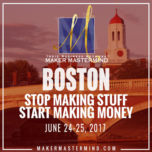 Welcome to Maker Mastermind Live: Boston!