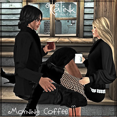 KaTink - Morning Coffee (Marit (Owner of KaTink)) Tags: katink my60lsecretsale annemaritjarvenin 60l 60lsecretsale photography 3dphotography 3dworlds 60lsalesinsl secondlife sl